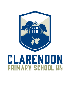 Clarendon Primary School logo